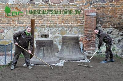 Foto zur Meldung: Ehrenplatz alte Glocken
