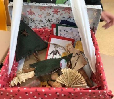Foto zur Meldung: Weihnachtsmarkt auf den Beinen