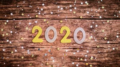 Wir sagen Danke nach einem bewegenden und ereignisreichen Jahr 2020