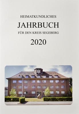 Foto zur Meldung: Empfehlung für Geschichtsfans: Jahrbuch des Heimatvereins Kreis Segeberg erschienen