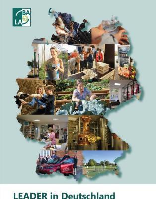 Broschüre der BAGLAG 2020