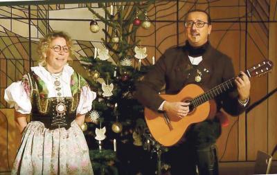 Foto zur Meldung: Egerländer Bräuche im Advent