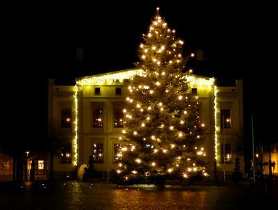 Foto zur Meldung: Weihnachtsgruß des Bürgermeisters