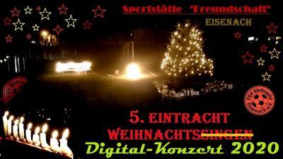 EINTRACHT Weihnachts-Digital-Konzert 2020