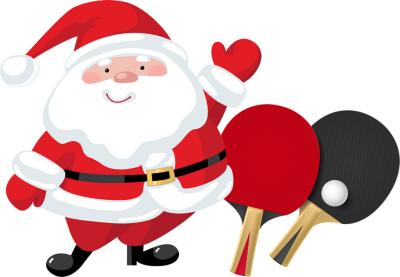 Vorschaubild zur Meldung: Tischtennisabteilung sendet Weihnachtsgrüße