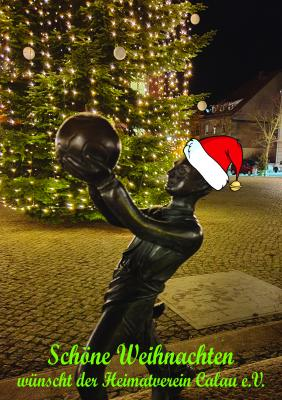 Weihnachtsgruß Heimatverein Calau e.V.