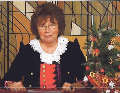 Foto zur Meldung: Weihnachten in der Wischauer Sprachinsel