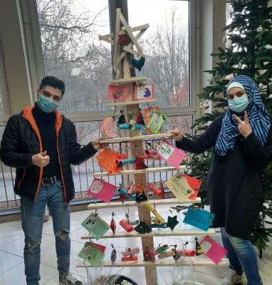 Weihnachtsfreude für die Bewohner und Bewohnerinnen der AWO-Seniorenresidenz