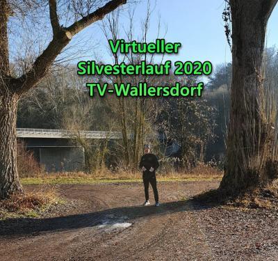 Virtueller Silvesterlauf des TV-Wallersdorf