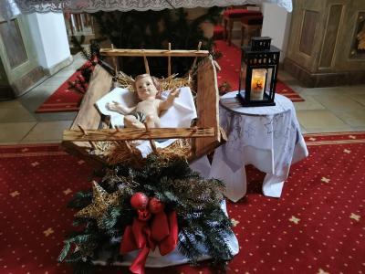 Foto zur Meldung: Christtag in Moosbach und Krailing am 25.12. gefeiert sowie das Fest des Heiligen Stephanus in Moosbach und Prackenbach am 26.12.2020