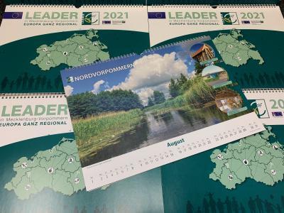 LEADER Kalender 2021
