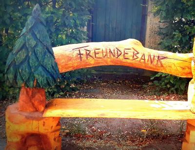 Eure Freundebank wartet auf euch...