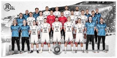 Herzlichen Glückwunsch, THW Kiel!