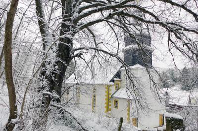 Vorschaubild zur Meldung: Weihnachtsgrüße Ortschaftsbürgermeister Frankenhain