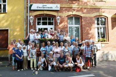 Foto zur Meldung: 30 Jahre Heimat- und Fremdenverkehrsverein Geschwenda e.V.
