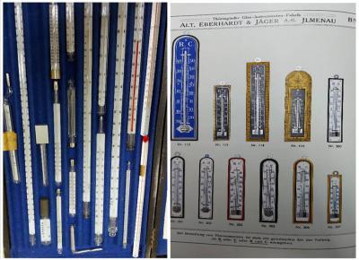 Foto zur Meldung: Neues vom Deutschen Thermometermuseum