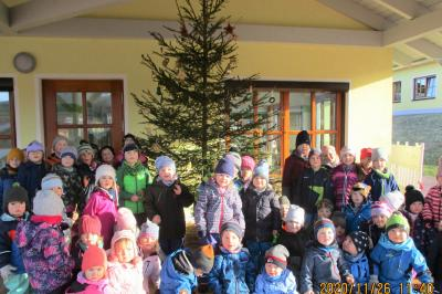 Foto zur Meldung: (Vor-) Weihnachtszeit in Geraberg