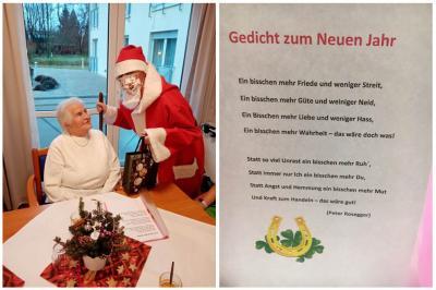 Vorschaubild zur Meldung: Neues aus der Pro Seniore Residenz Rosental