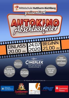 Vorschaubild zur Meldung: Großes Kino zum Schulabschluss