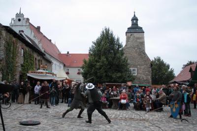 Mittelalterspektakel