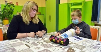 Foto zur Meldung: JuST-Team unterstützt beim Homeschooling