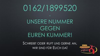 """Foto zur Meldung: """"Kummer""""-Kontakttelefon JuST Sondershausen"""