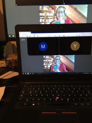 Lernen daheim #37: OS-A lernt online