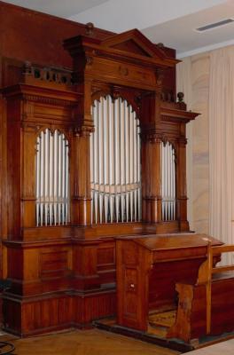 Foto zu Meldung: Musikalische Andachten in Hinsdorf