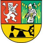 Wappen der Stadt Lauchhammer