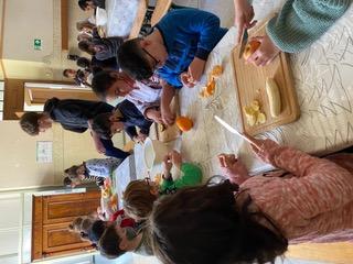 Ernährung in der Grundstufe