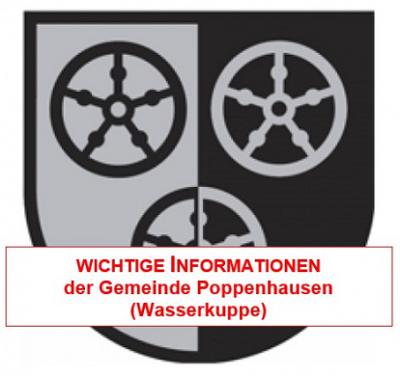 Informationen aus dem Rathaus