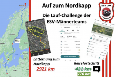 Foto zur Meldung: Trickshot Challenge des ESV Lok Falkenberg