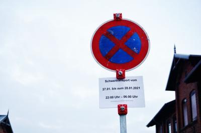 Foto zur Meldung: Willkommen im Schilderwald: Parkverbot in Schmalensee am 27./28. Januar