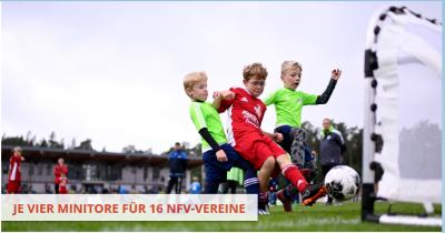 Foto zur Meldung: TSV Barmke gewinnt 4 Minitore