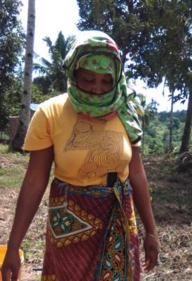 Chanzo Kenya sammelt Stoffmasken für Mwandogo