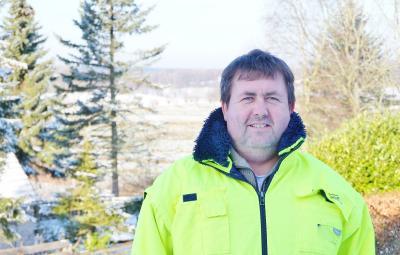 Foto zur Meldung: Mario Rehfeldt ist ab heute der neue Mann im Schmalenseer Stellenplan
