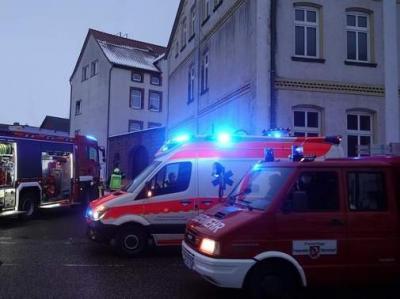 Mann behindert Löscheinsatz in Eilsleben
