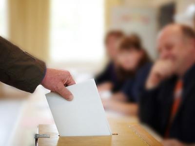 Wahlbekanntmachung - Landtagswahl am 14.03.2021