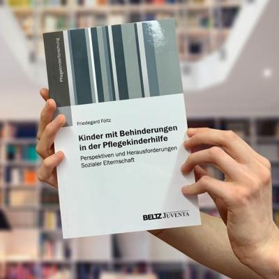 """Friedensauer Dozentin veröffentlicht Buch über """"Kinder mit Behinderungen"""""""