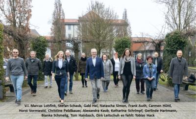 SPD Flieden stellt Programm und Kandidaten zur Kommunalwahl vor