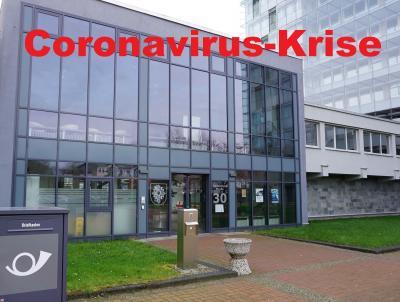 Foto zur Meldung: Coronavirus: Kreisverwaltung braucht länger für Bearbeitungen