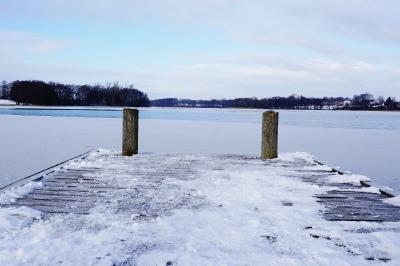 Foto zur Meldung: Blaulicht-Organisationen warnen: Vorsicht beim Betreten von Eisflächen!