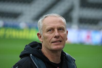 Christian Streich verlängert Vertrag beim SC Freiburg - Foto: Joachim Hahne / johapress