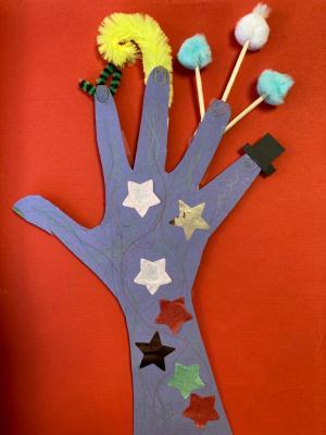 Foto zur Meldung: Faschingshände