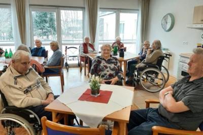 Foto zur Meldung: Neues aus der Pro Seniore Rosental