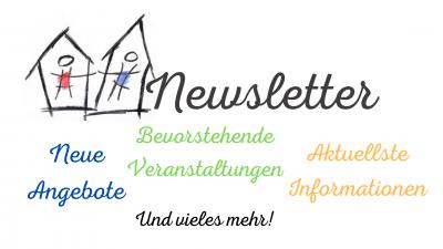 Newsletter abonnieren!