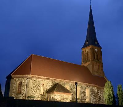Sanierung Kirche Wichmannsdorf