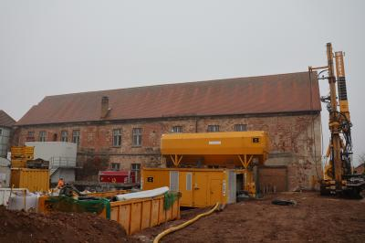 Klosterviertel Kyritz im Denkmalreport 2020/2021: Jahresbilanz der brandenburgischen Denkmalpflege - Erfolge, Bedrohungen, Verluste und Entdeckungen