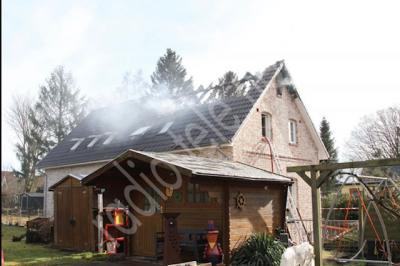 Einsatz Nr. 7 - Hausbrand in Barsbüttel