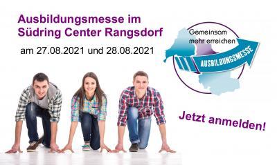 Foto zur Meldung: 14. Ausbildungsmesse der Gemeinden Blankenfelde-Mahlow, Großbeeren und Rangsdorf